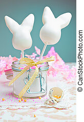 Happy Easter Cake pops