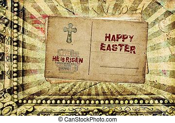 Happy Easter He is Risen