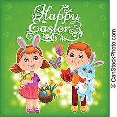 Happy Easter kids