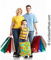 family shopping