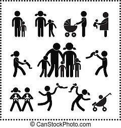 happy family symbol