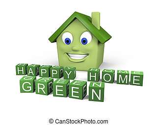 Happy Green Home