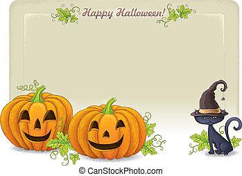 Happy Halloween background2