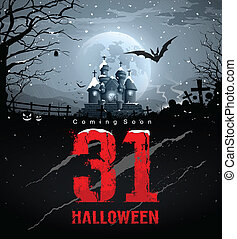 Happy halloween coming soon
