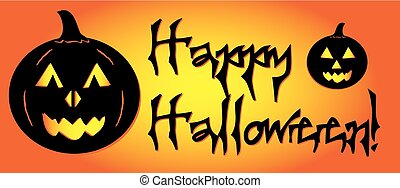 Happy Halloween Graphic Poster Template