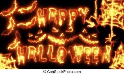 Happy Halloween Loop