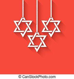 Happy Hanukkah background