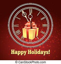 Happy Holidays Theme