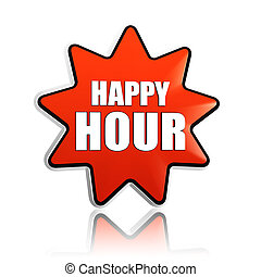 happy hour in red star banner