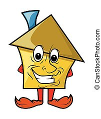 Happy House Character