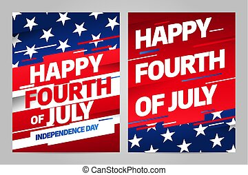 Happy independence day. 4 th july. USA - Happy independence...