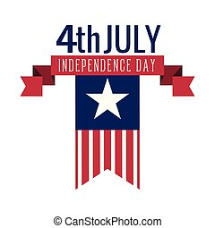 Happy independence day. 4th of July