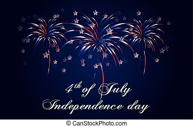 Happy Independence Day background, - Background of happy...