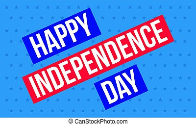 Happy independence day background style