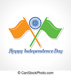 Happy independence day greeting