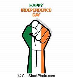 happy independence day of Ireland