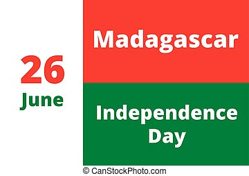 independence day of Madagascar