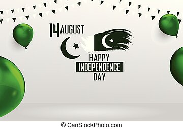 Happy Independence Day Pakistan, 14 August Pakistani...