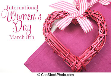 Happy International Womens Day, March 8, celebration ...