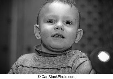 happy little boy #2