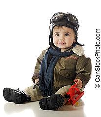 Happy Little Pilot