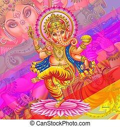 Happy Lord Ganesh Chaturthi