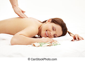 happy massage