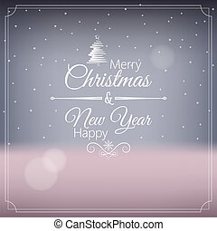 happy merry christmas and new year