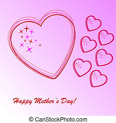 Happy mother's day background