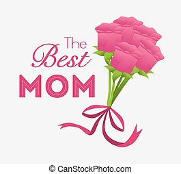 Happy mothers day card design. - Happy mothers day card...
