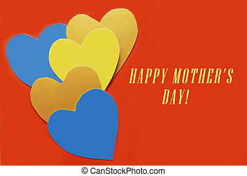 Happy mother's day - concept image