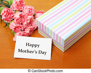 Happy mother's day concept