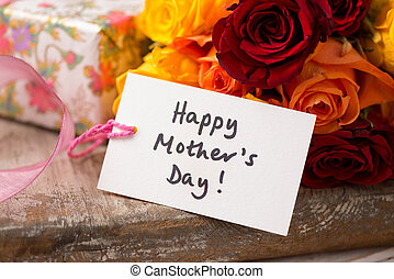 """""""Happy Mother's Day"""" Gift Card"""