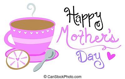 Happy Mothers Day Tea