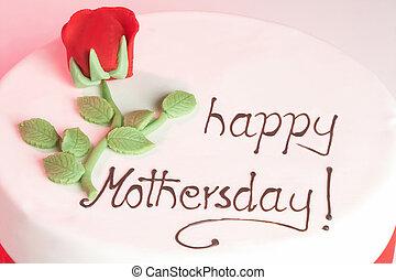 happy mothersday tart