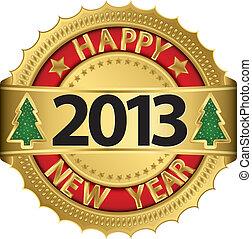 Happy new 2013 year