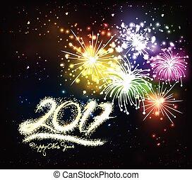 Happy New 2017 Year