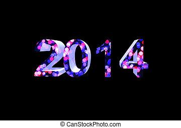 Happy New Year - 2014