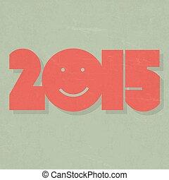 Happy New Year 2015 Design