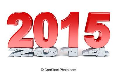 Happy New Year - 2015
