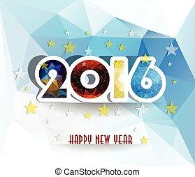 Happy New Year 2016