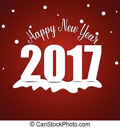 Happy new year 2017,