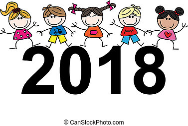 image result for 2018 clipart