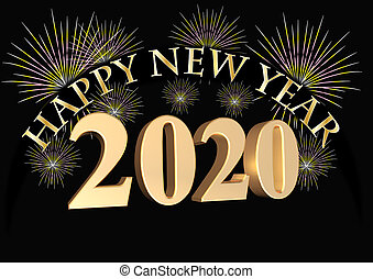 Free New Year Clipart - Graphics