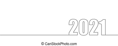 Happy new year 2021 vector background.