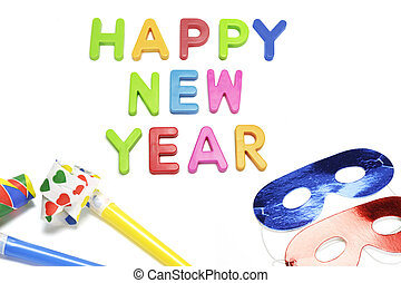 Happy New Year and Party