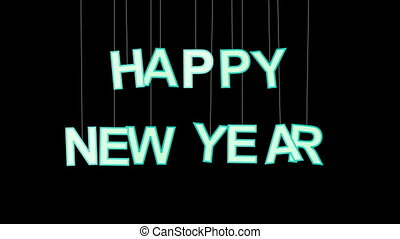 happy new year celebration luma