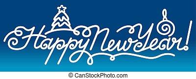 happy new year congratulation