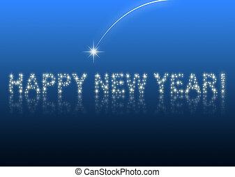 happy new year - Happy new year background