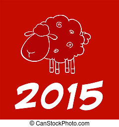 Happy New Year Of The Sheep 2015